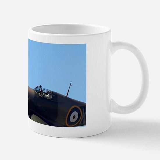 Hawker Hurricane - British and allied W Mug