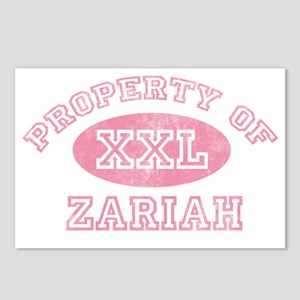 Property-of-Zariah Postcards (Package of 8)