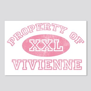 Property-of-Vivienne Postcards (Package of 8)