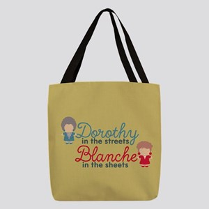 GG Dorothy Blanche Polyester Tote Bag