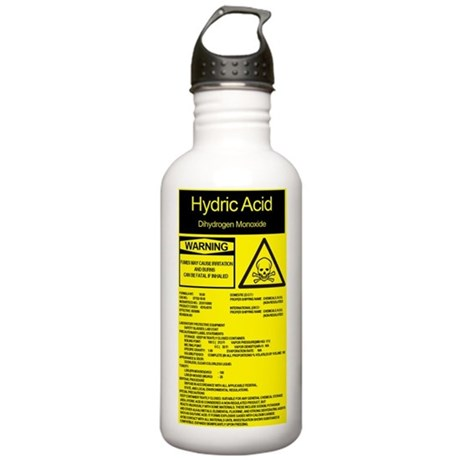 Hydric Acid Stainless Water Bottle 1.0L