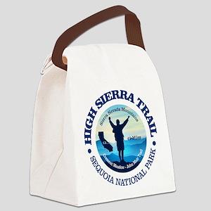 High Sierra Trail Canvas Lunch Bag
