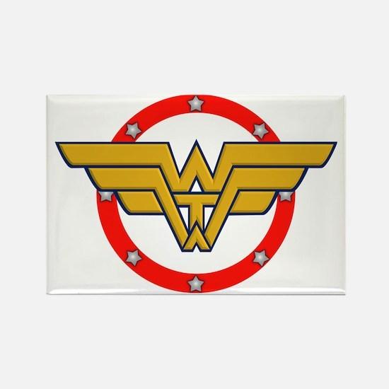 WTAWWTeeNoBackground Rectangle Magnet