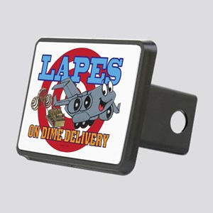 Mil 9 Lapes C17 Smile copy Rectangular Hitch Cover