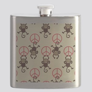 PEACEMONKEYIPAD Flask