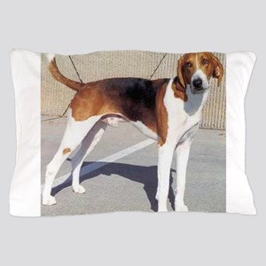 american foxhound full Pillow Case