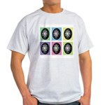 Pop Art Pysanka Light T-Shirt