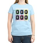 Pop Art Pysanka Women's Light T-Shirt