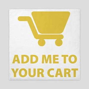 cart3 Queen Duvet