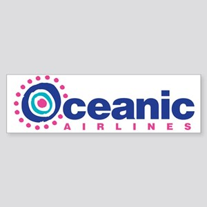 Oceanic Airlines Sticker (Bumper)
