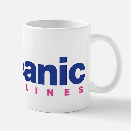 Oceanic Airlines Mug