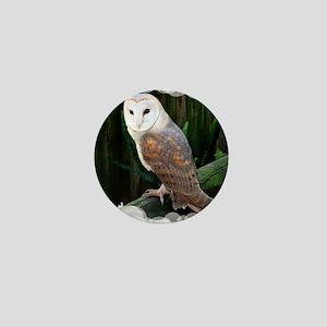 Owl2 Mini Button