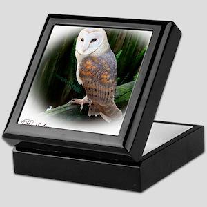 Owl4 Keepsake Box