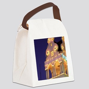 Crystal Casinoba, Oranjestad. L.G Canvas Lunch Bag
