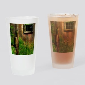 DOWN ON THE FARM UPDATED Drinking Glass