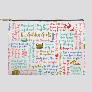 Golden Girls Quotes Makeup Pouch