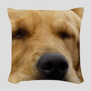 P1030692 Woven Throw Pillow
