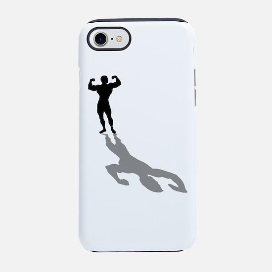 Body Builder iPhone 7 Tough Case
