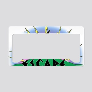 landscapeescape License Plate Holder