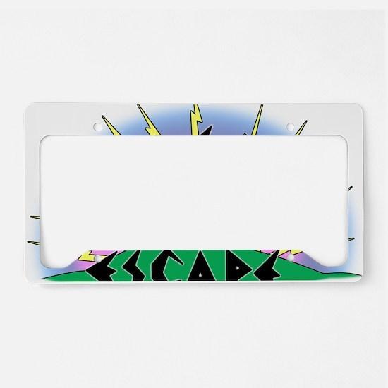 landscapeescape License Plate Holder