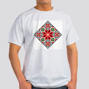 Folk Design 3 Light T-Shirt