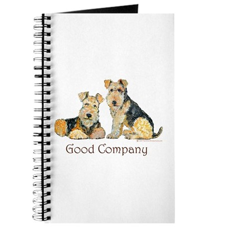 Airedale Terriers - Good Comp Journal