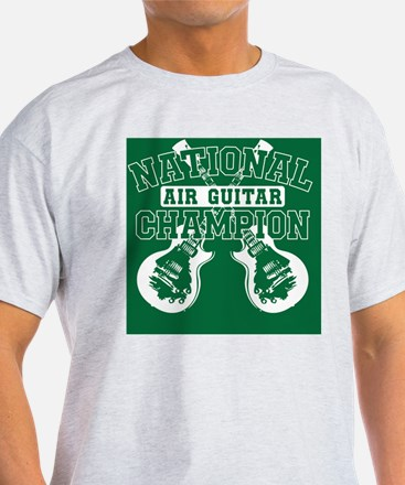 guitargreen copy T-Shirt