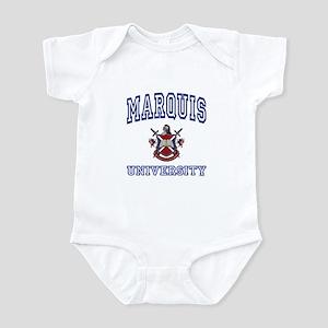 MARQUIS University Infant Bodysuit