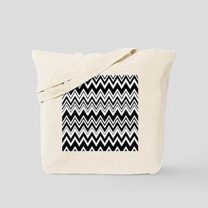 zig-zag_04 Tote Bag