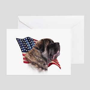 Fluffy Flag Greeting Cards (Pk of 10)