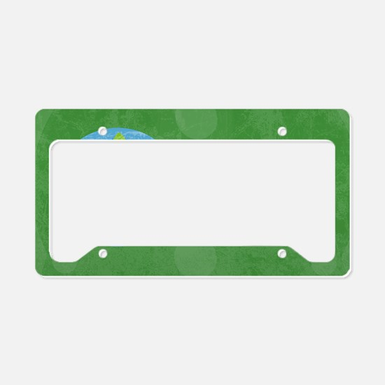 clutchPeas License Plate Holder