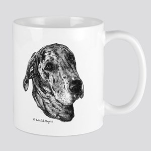 Happiness is a Merle Great Dane Mug