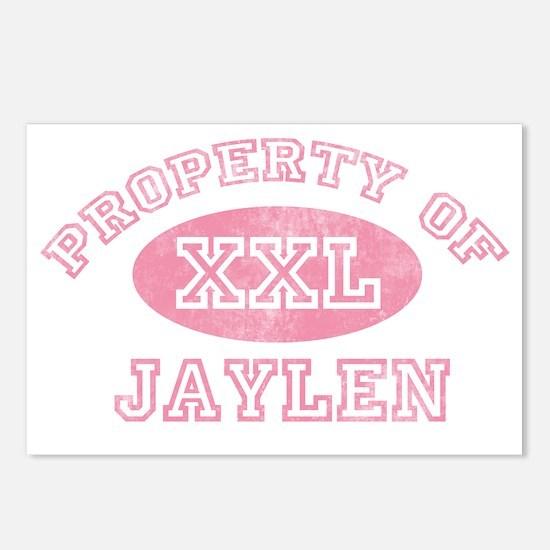 Property-of-Jaylen Postcards (Package of 8)