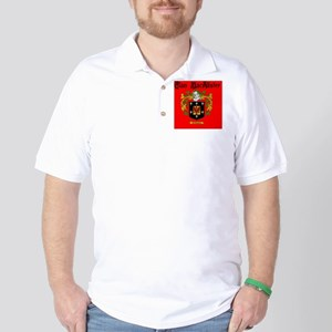 mens_wallet Golf Shirt
