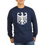 Bundesadler Long Sleeve Dark T-Shirt