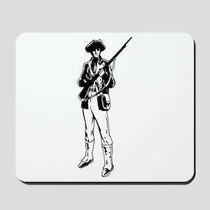Minuteman Mousepad