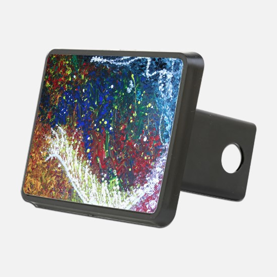 Paintings by Disabled Stro Hitch Cover