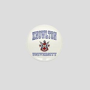 KNOWLTON University Mini Button