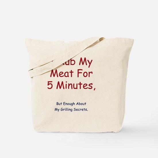 rub Tote Bag