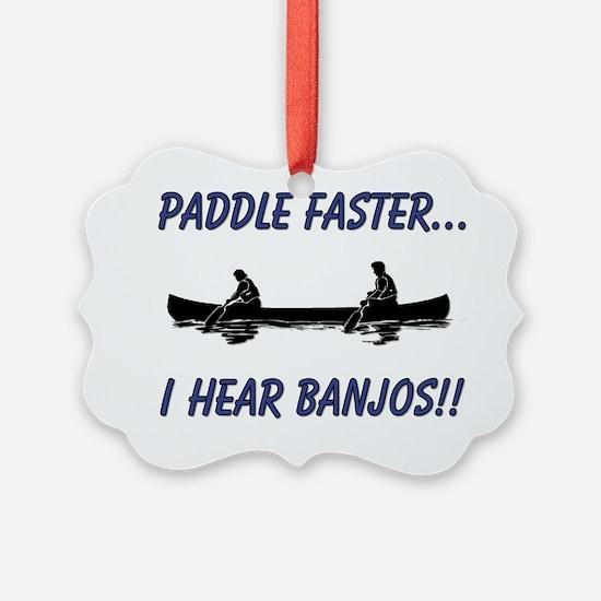 banjos Ornament