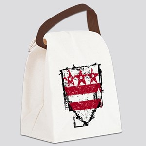 Washington_coat_of_arms Canvas Lunch Bag