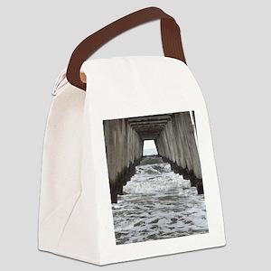 151fefffacebookgsgfaf Canvas Lunch Bag