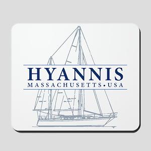 Hyannis MA - Mousepad