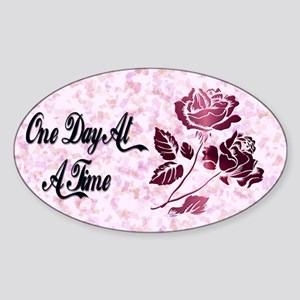 Ladies Coin Purse Sticker (Oval)