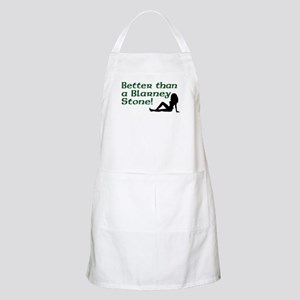 Better than a Blarney Stone BBQ Apron