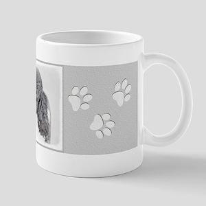 Standard Poodle (Parti) 11 oz Ceramic Mug