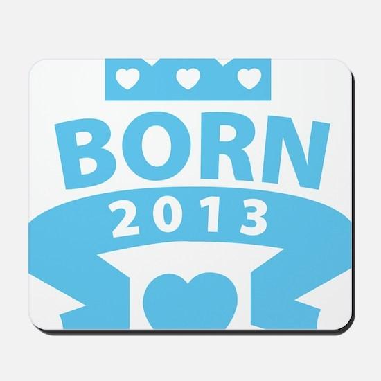 born6 Mousepad