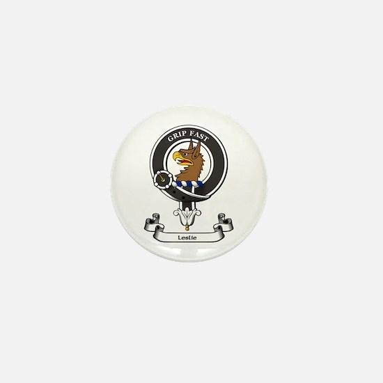 Badge-Leslie [that Ilk] Mini Button
