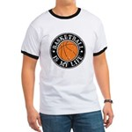 Basketball Is My Life Ringer T