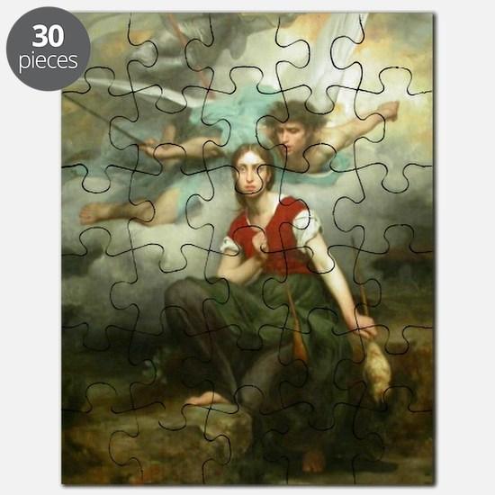 Jeanne_d_Arc_(Eugene_Thirion) Puzzle